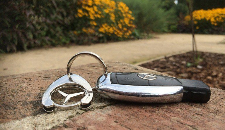 Загубен ключ Mercedes