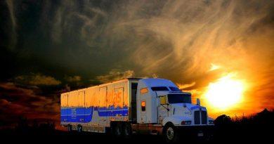 Видове товарни камиони