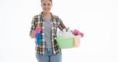 Професионална помощ при почистване на дома
